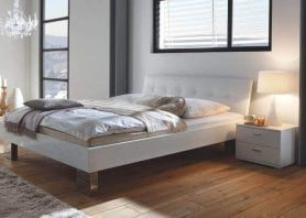 Hasena Bett Top-Line Advance 18 Hochglanz MDF