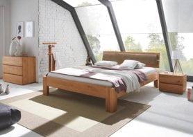 Hasena Bett Corno Oak-Line Modul 18 Massive Eiche Natur