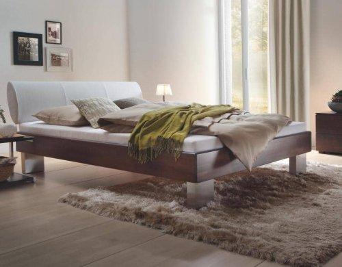 Hasena Bett Wood-Line Premium 18 Buche Massivholz