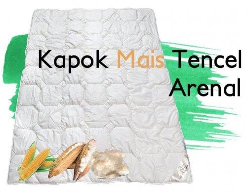 Duvet Kapok Mais Tencel Arenal