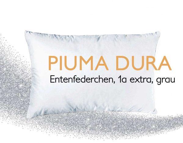 Kissen Daunen Piuma Dura
