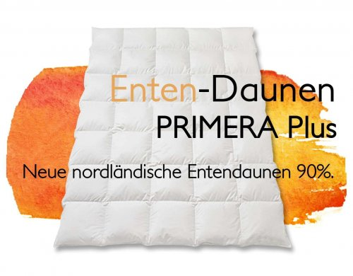 Primera Plus Entendaunen Duvet