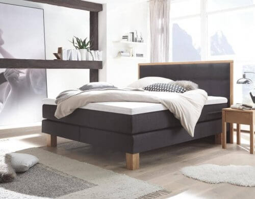 Hasena Boxspring Pronto Bett Cottage