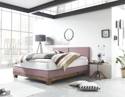 Hasena Boxspring Bett Factory Ivio