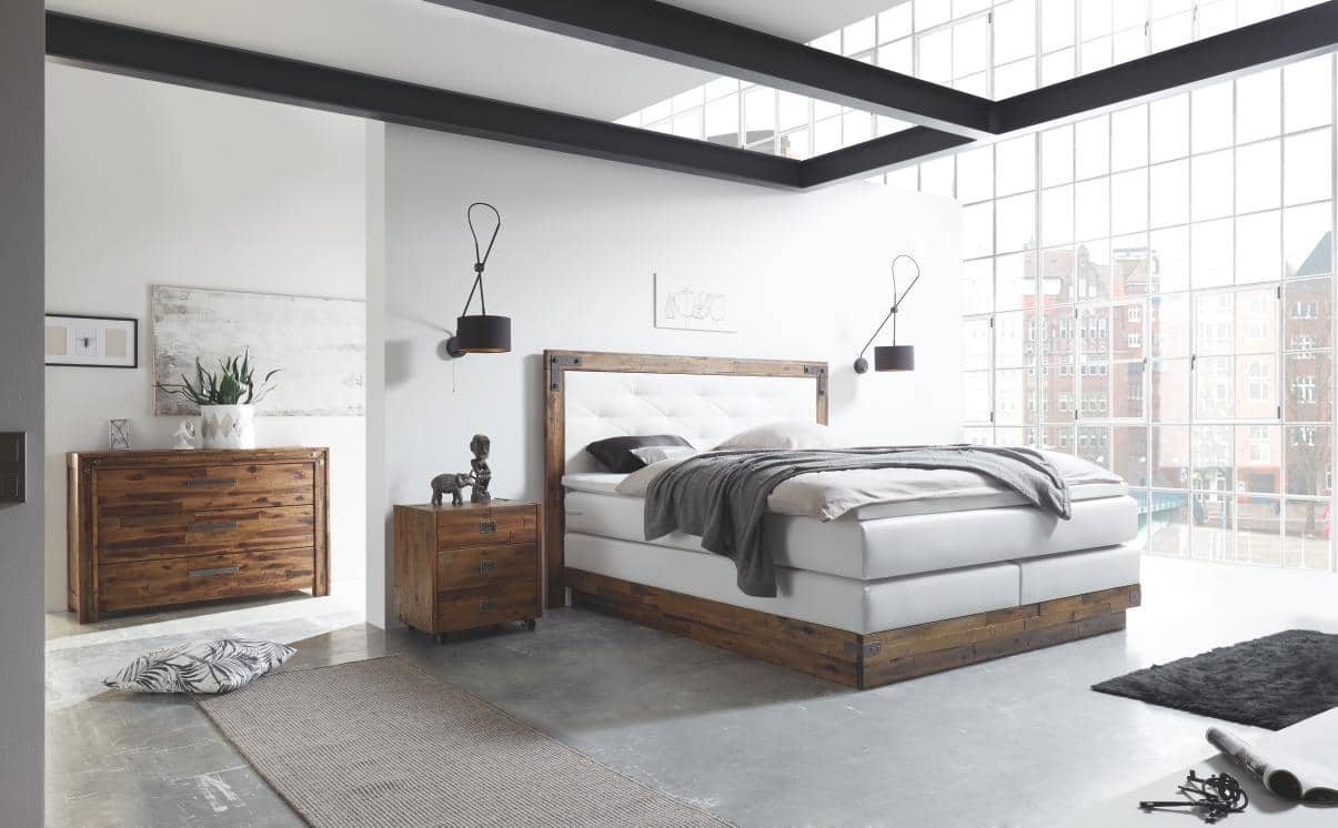 Hasena Boxspring Bett Factory Boca