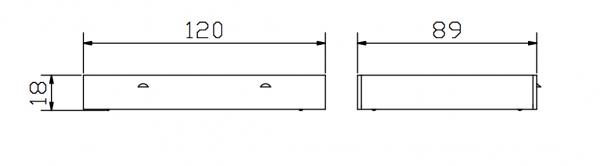 "Hasena Schubladen-Box ""Box"" Masse"