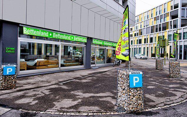 Filiale in Biel/Bienne