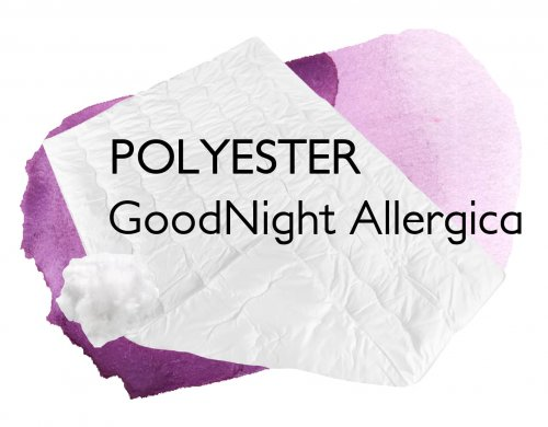 "Allergiker-Duvet ""Good Night Allergica"""