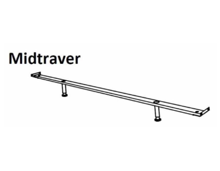 Midtraver-Hasena