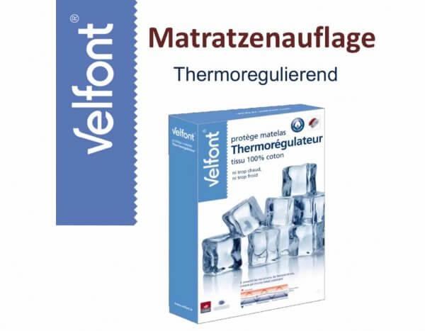 Velfont Fixleintuch Thermoregulierend