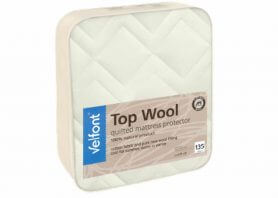 Velfont Top Wool Matratzenauflage