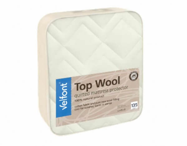 Velfont Top Wool Matratzenauflage