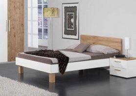 Modular Bett Livorno mit Kopfteil Morro