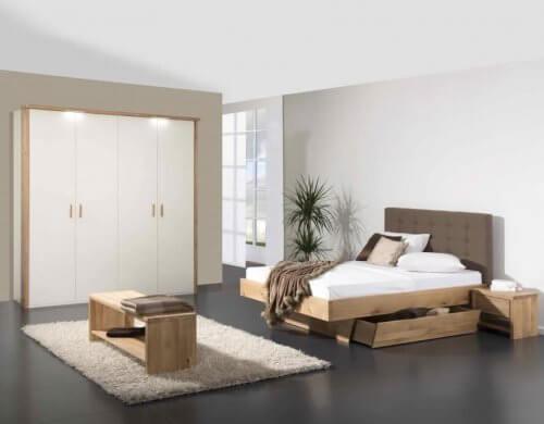 Modular Bett Natura Fano