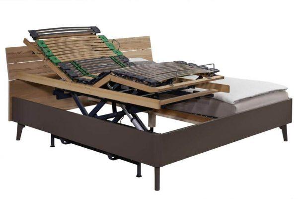 Kirchner Doppelbett mit Liftsystem