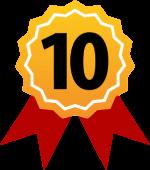 10 Jahre Garantie*