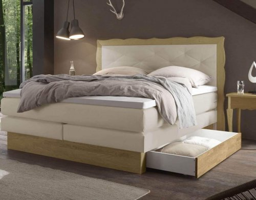 Hasena Boxspring Solutio Romantic