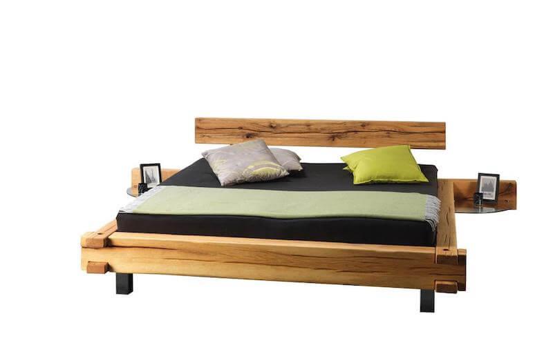 Handgeschreinerte Betten